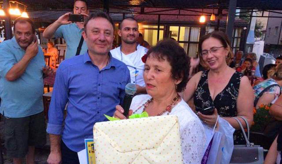 Pobednica: Blagica Krstić. Foto VranjeNews