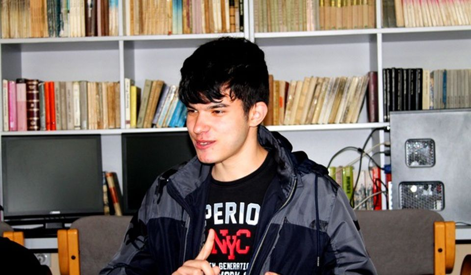 Petar Tirnanić. Foto VranjeNews
