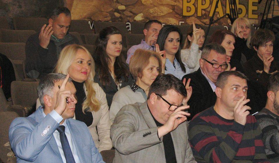 Rasprava potrajala, Statut usvojen. Foto VranjeNews