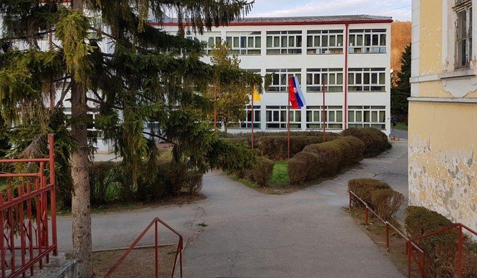 OŠ Predrag Devedžić u Vranjskoj Banji. Foto Vranje News
