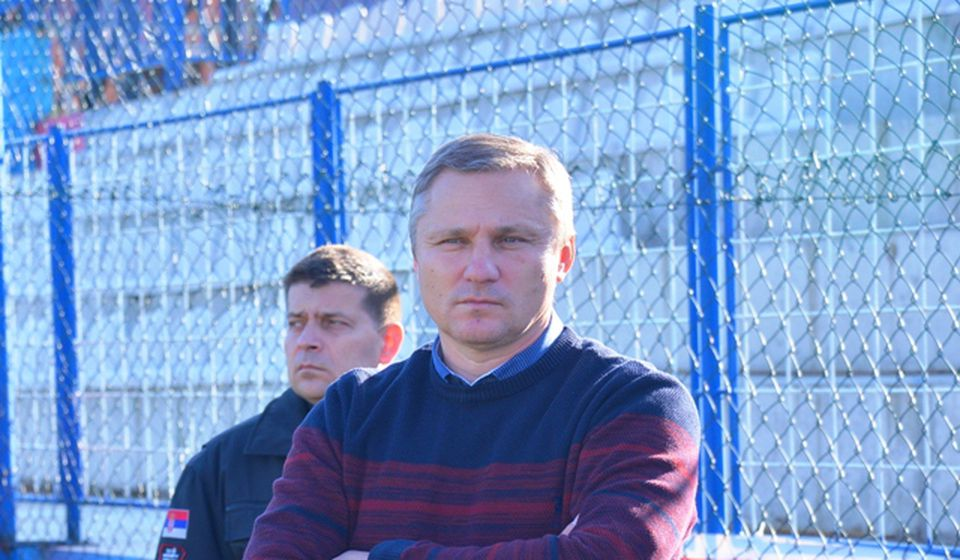 Milan Milanović. Foto D. Mirčev
