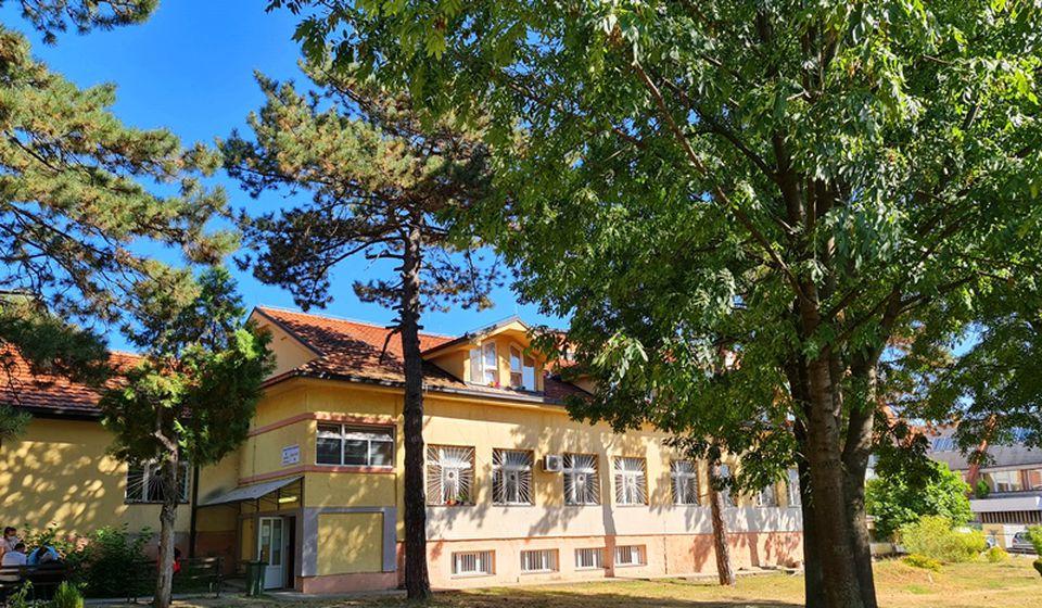 Odeljenje Psihijatrije - sada COVID bolnica u Vranju. Foto ZC Vranje