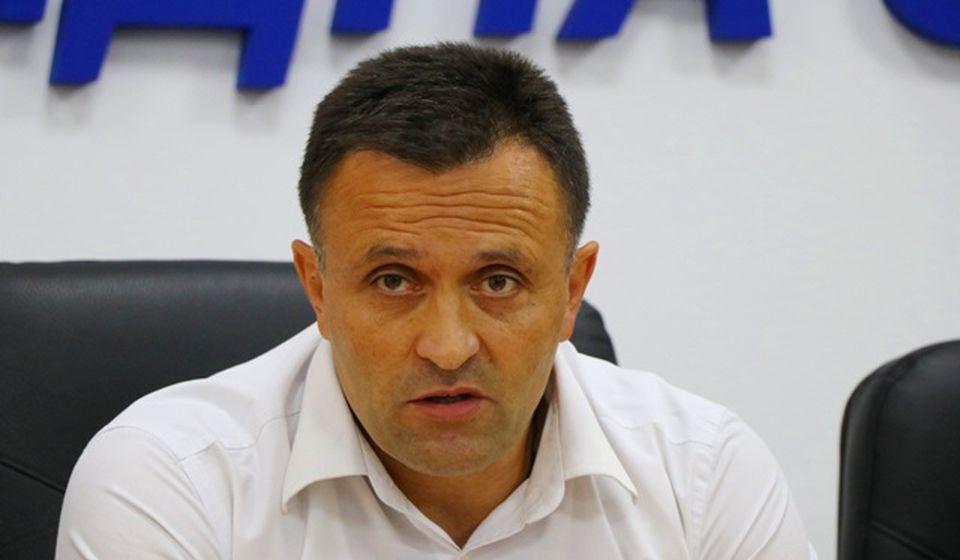 Dinamika isplate Dinama je u skladu sa propisima: Nenad Đorđević. Foto VranjeNews