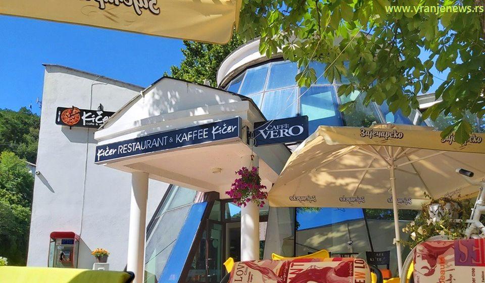 Kafe-restoran Kičer. Foto Vranje News