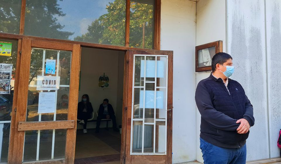 Dečja COVID ambulanta. Foto ZC Vranje