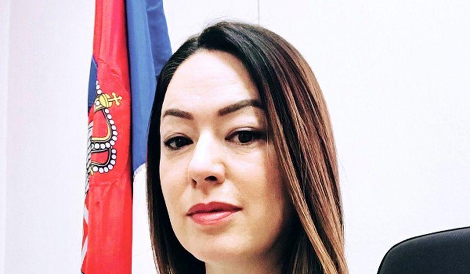 Aleksandra Tošić Arsić. Foto lična arhiva