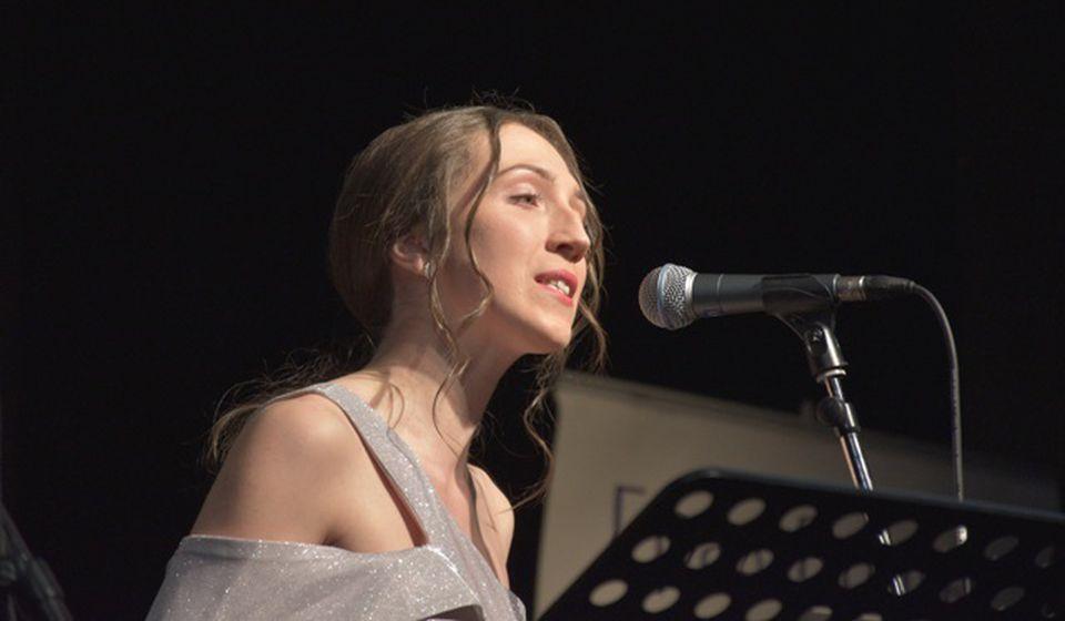 Tijana Vučković, mlada pevačka nada Vranja. Foto Vranje News