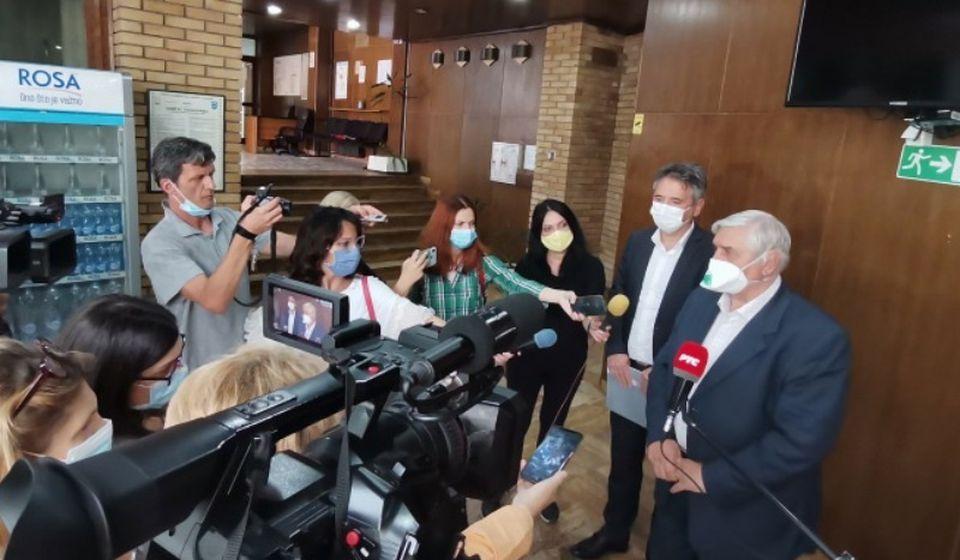 Moguće uvođenje PCR testa pri ulasku u zemlju: Branislav Tiodorović. Foto Vranje News