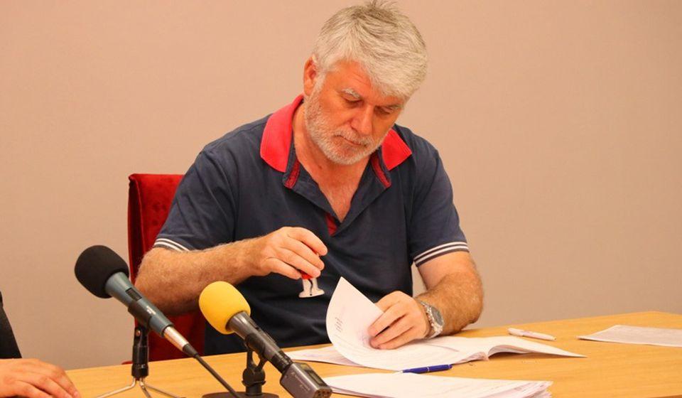 Ponuda mu je bila najpovoljnija: Zoran Zuja Veličković. Foto Vranje News