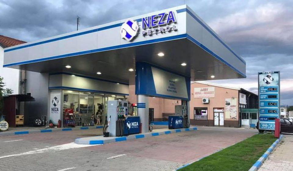 Benzinska pumpa Neza petrol. Foto Fejsbuk