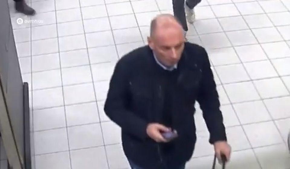 I nedelju dana pre ubistva Gokče iz Stokholma dolazio u Amsterdam. Foto screenshot