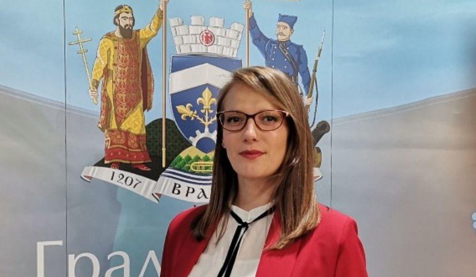 Jelena Stanković. Foto www.vranje.org.rs