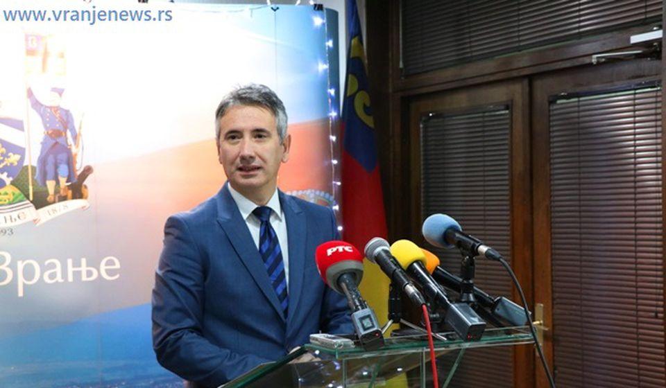 Slobodan MIlenković. Foto VranjeNews