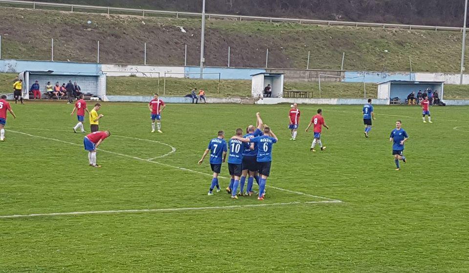 I Hančani u višem rangu. Foto FK Morava