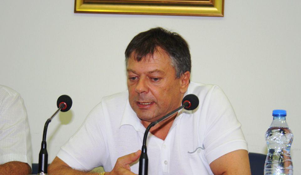 Ukoliko u roku od godinu dana ponovi delo, ide u zatvor: Novica Tončev. Foto VranjeNews