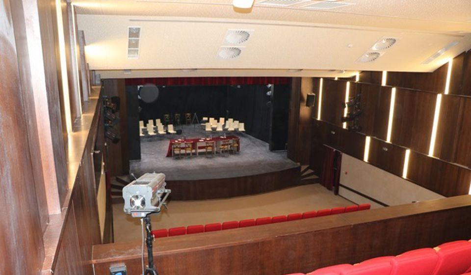 Bioskop će funkcionisati u sali Pozorišta Bora Stanković. Foto Vranje News