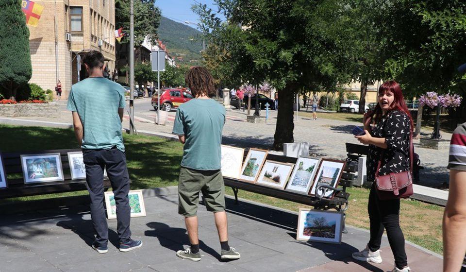 Sa svečanosti dodele nagrada prošle godine. Foto Vranje News