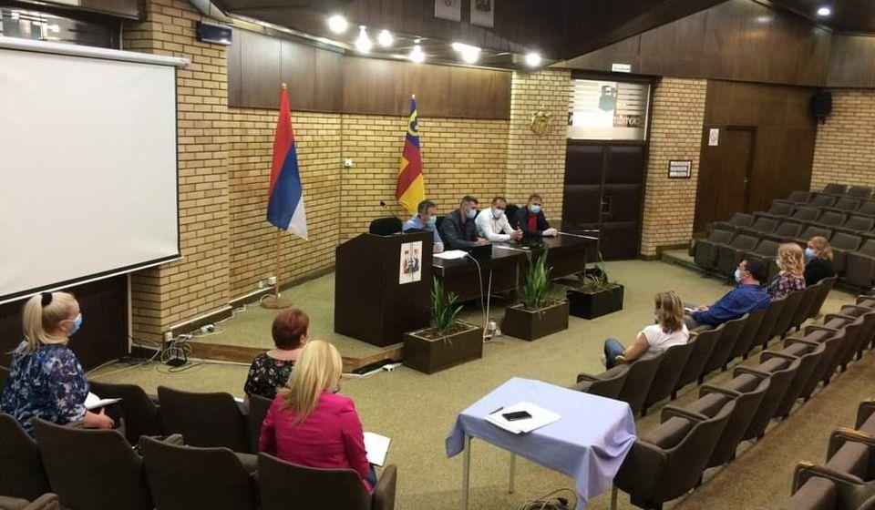 Četiri pacijenta imaju blagu upalu pluća. Foto www.vranje.org.rs