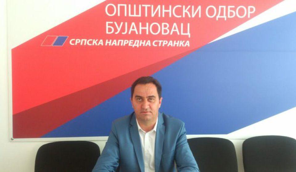 Nenad Mitrović. Foto Bujanovačke