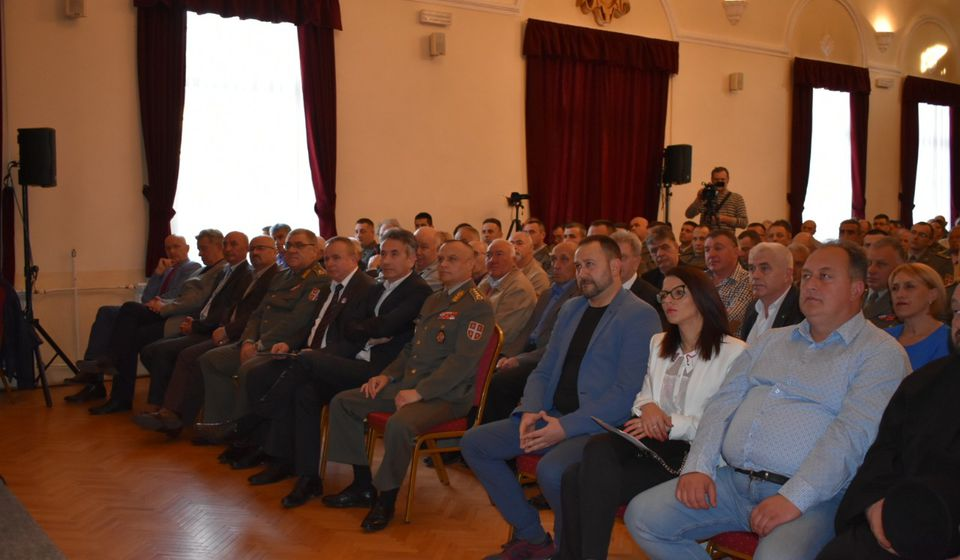 Foto 4. brigada Kopnene vojske