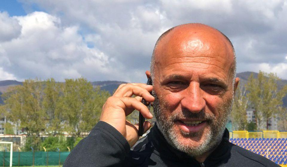 Super ligo, vraćamo se: Dragan Antić. Foto VranjeNews