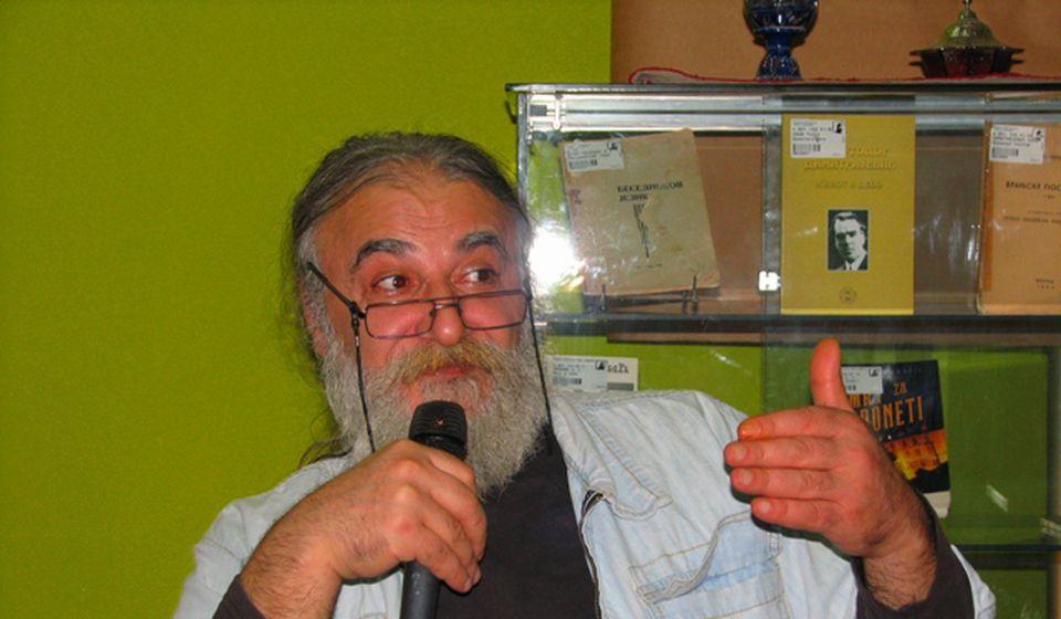 Zoran S. Nikolić, autor drame
