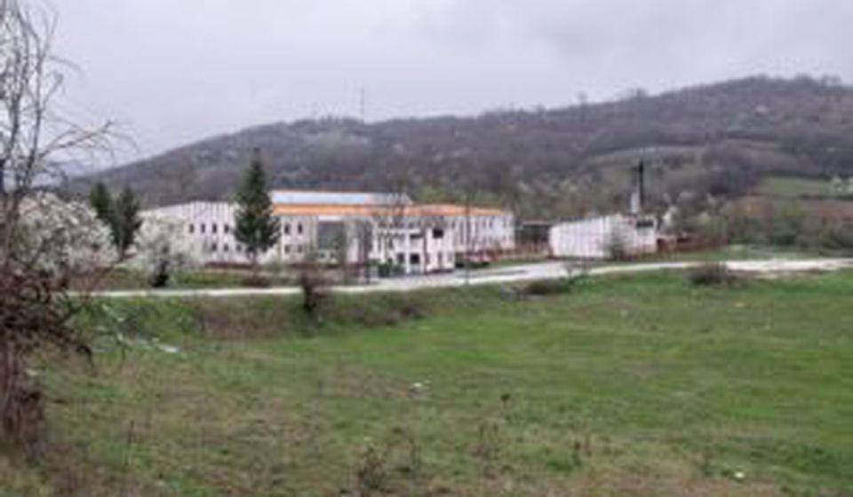 Pogon Gumoplastike u selu Klenike. Foto Bujanovačke