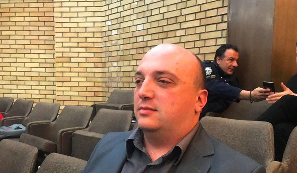 Danijel Vasiljević. Foto VranjeNews