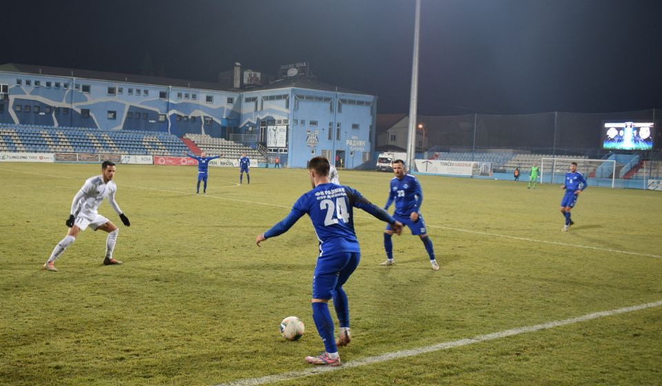 Detalj sa utakmice Radnik - Čukarički. Foto FK Radnik