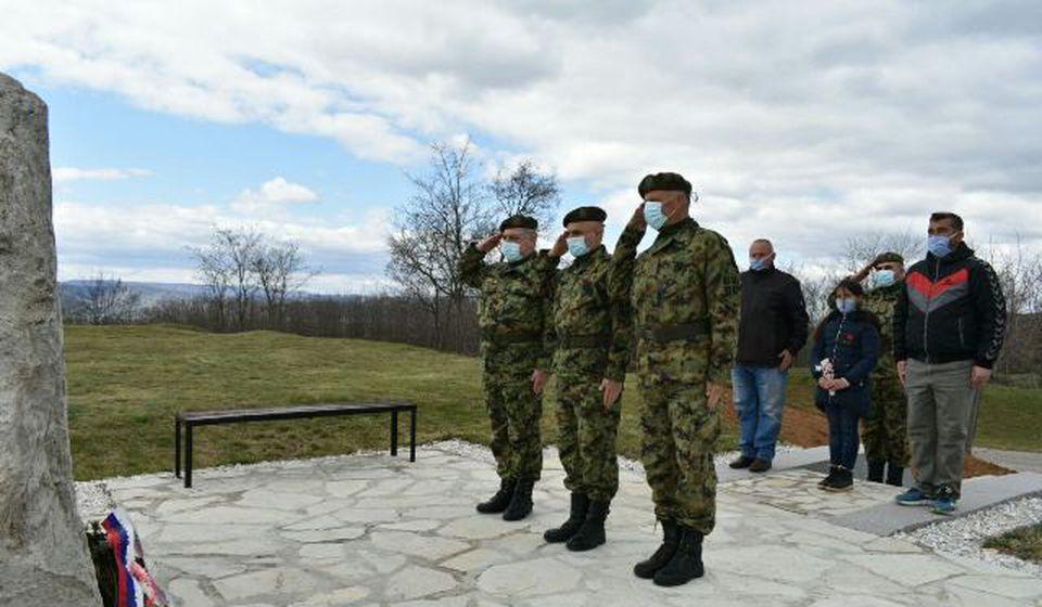 Foto Četvrta brigada Kopnene Vojske