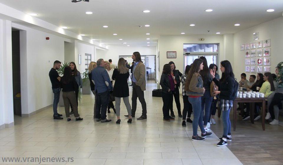 Ekonomski fakultet u Bujanovcu. Foto Vranje News
