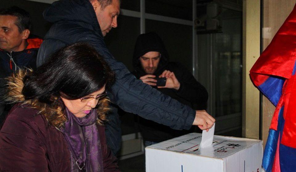 Nela Dimitrijević na potpisivanju