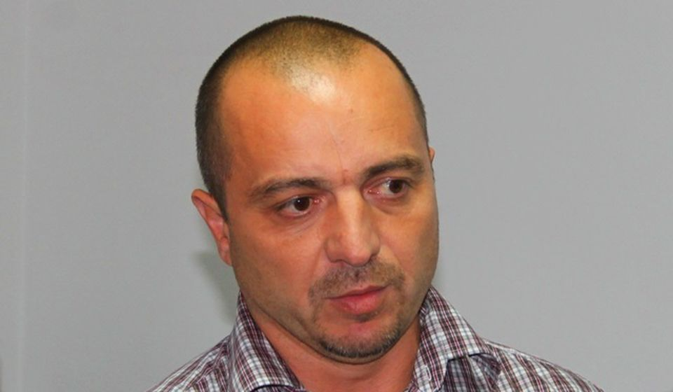 Saša Arsić. Foto VranjeNews