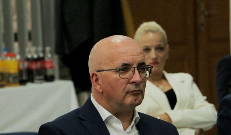 Branislav Popović. Foto VranjeNews
