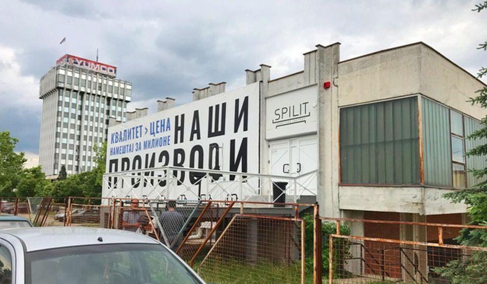 Kompanija Spilit u Vranju je vlasnik Nefa nameštaja. Foto VranjeNews