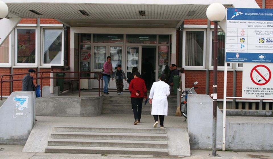 Pacijentima na raspolaganju hirurzi, dermatovenerolozi i ginekolozi: Foto Vranje News