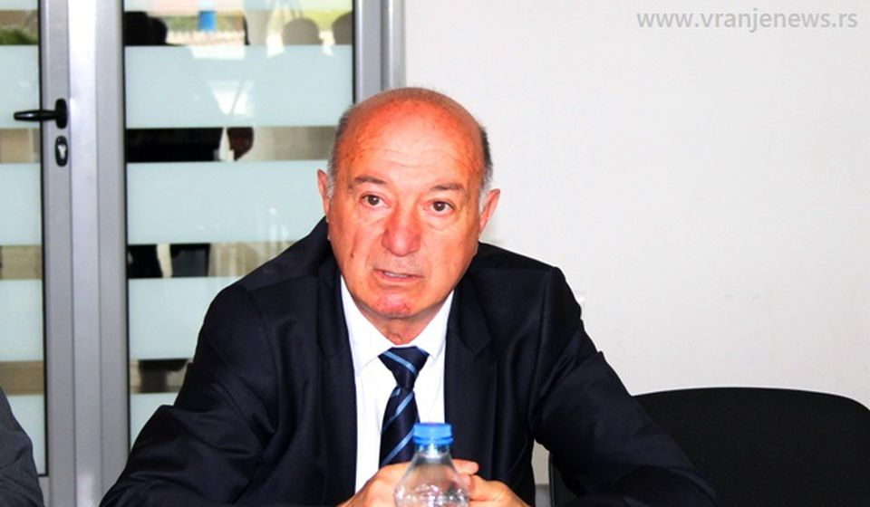 Fatmir Hasani (PDD) u 2019. diskutovao dva puta. Foto VranjeNews