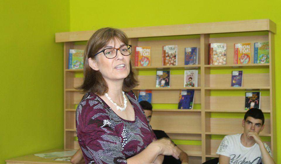 Jasminka Petrović. Foto VranjeNews