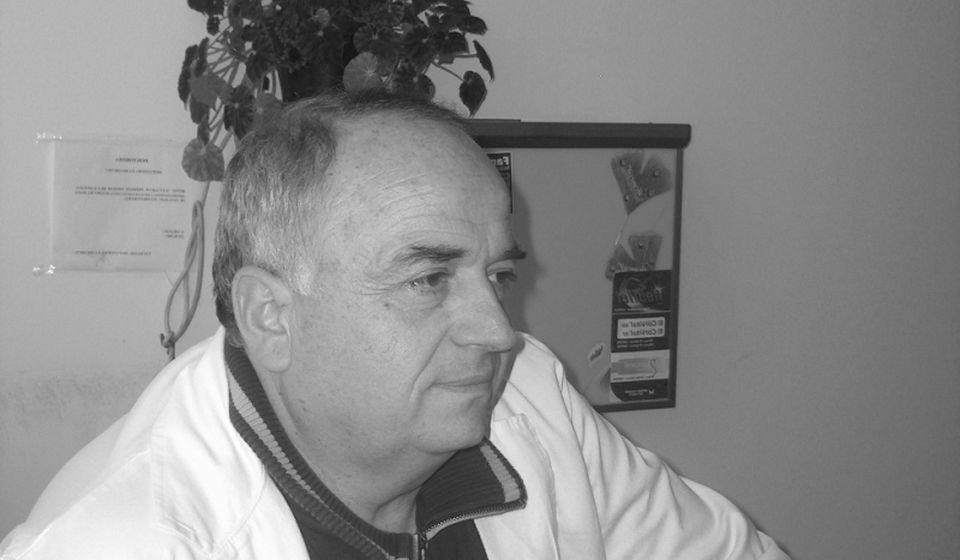 Svetislav Mišić (1954-2020). Foto S.V.