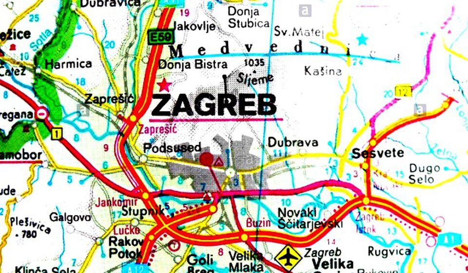 Foto mape