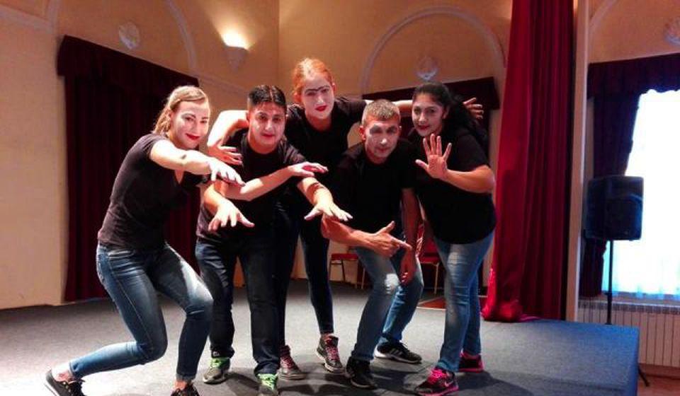 Glumci iz predstave