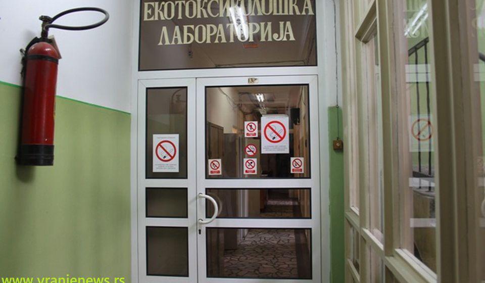 Epidemiološka situacija nesigurna: prostorije Zavoda za javno zdravlje. Foto Vranje News