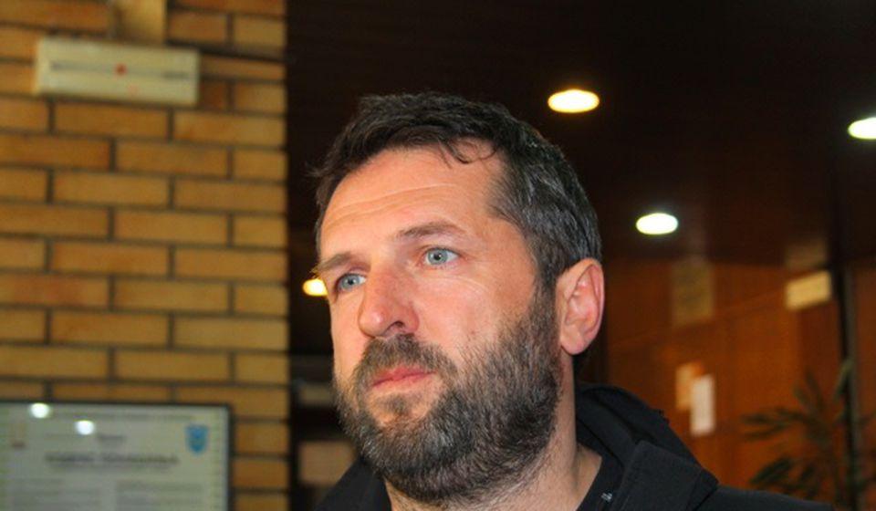 Goran Nikolić, šef odborničke grupe SNS-a. Foto VranjeNews