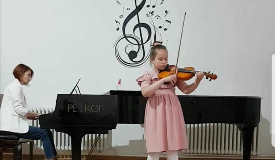 Foto Muzička škola Stevan Mokranjac