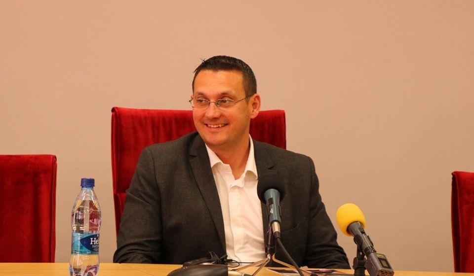 Spremni smo da dodatno podržimo poljoprivrednike: predsednik opštine Vladičin Han Goran Mladenović. Foto Vranje News
