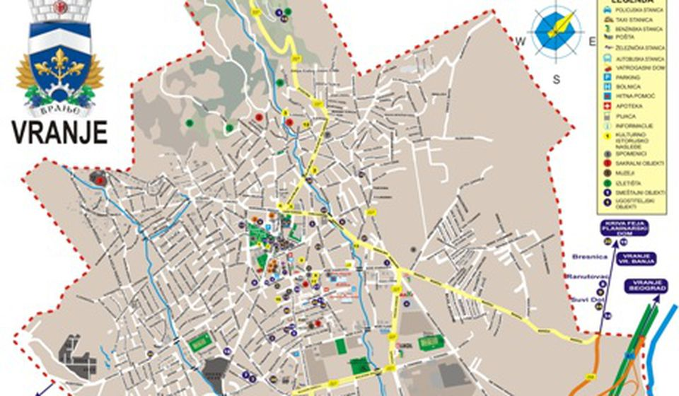 Nagrađena mapa. Foto TOV