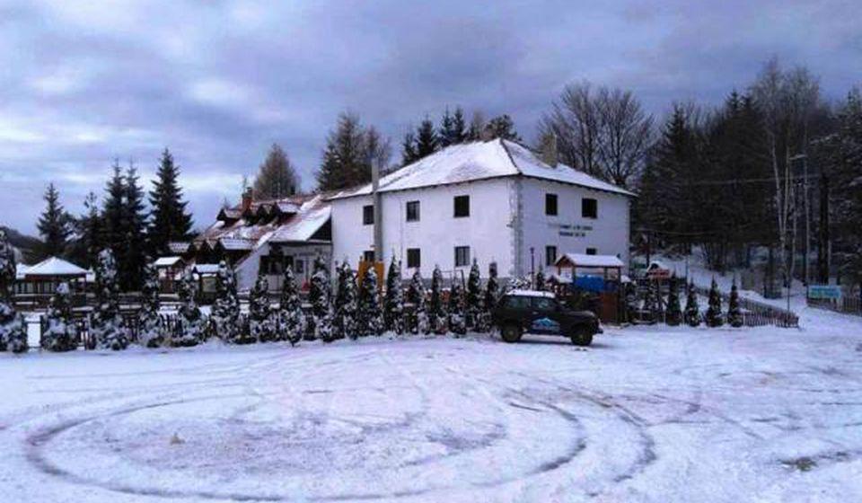 Planinarski dom na Besnoj kobili. Foto TOV