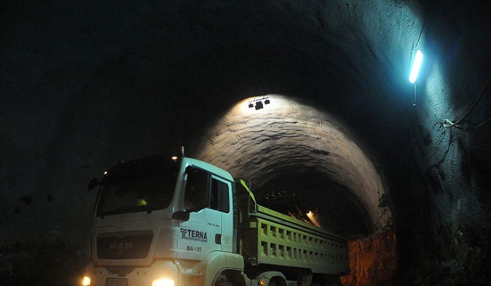 Ministarka će obići tunel Manajle i most Vrla. Foto Koridori Srbije