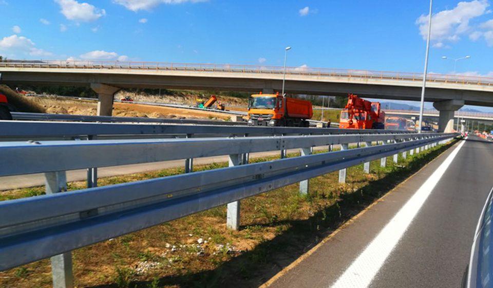 Nova deonica Koridora 10 kod Bujanovca. Foto VranjeNews