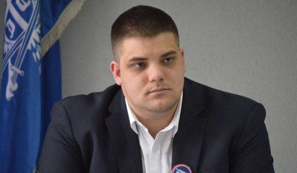 Aleksandar Šešelj. Foto Srpski radikali (Twitter)